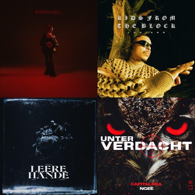 Deutschrap Charts 2021 Top 200 Deutscher Rap Playlist 2021 ...
