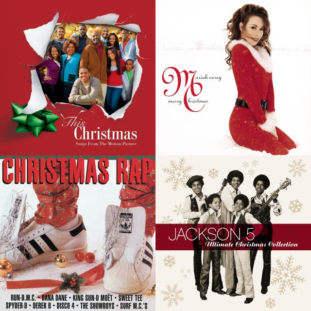 Hip-Hop 'n R&B Christmas