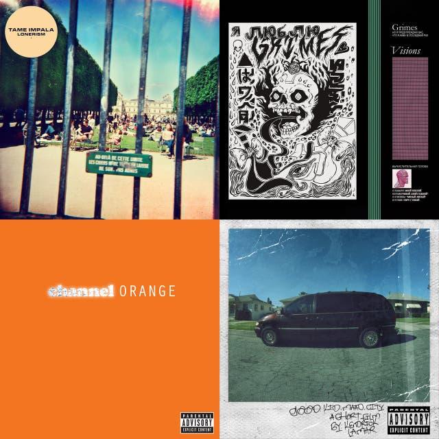 Critics' Top Albums Of 2012 Sampler