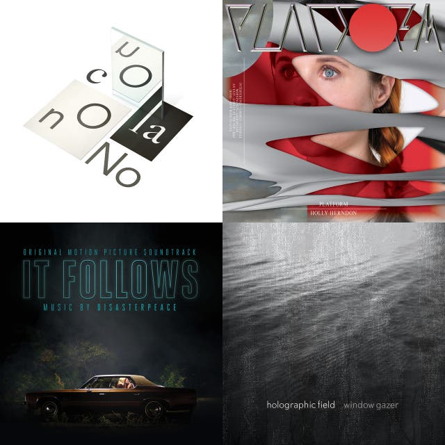 ACL Top Ten Electronic Albums 2015
