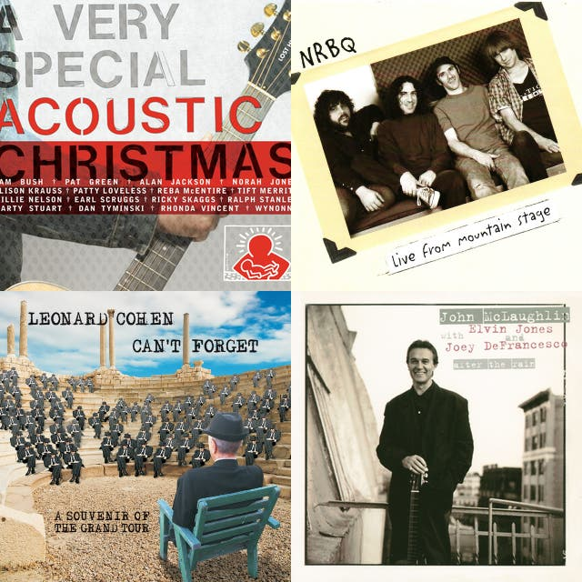 In Unison Holiday Party Playlist