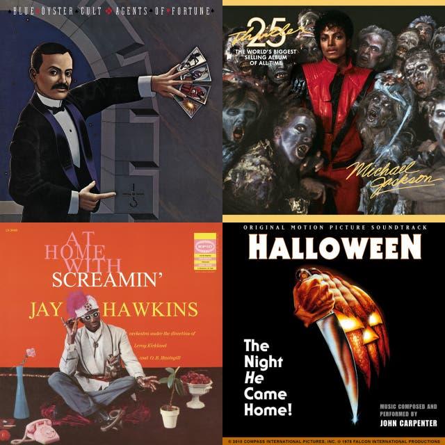 De Nachtvlinders Halloween Playlist