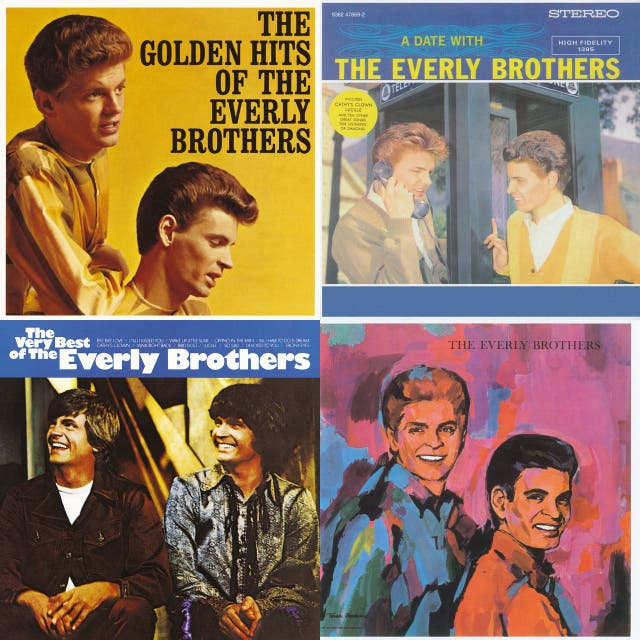 Everly Brothers, dioses sin religión