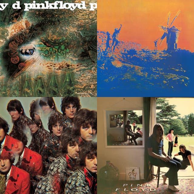 Pink Floyd Chronological, a playlist by openculturedotcom on Spotify