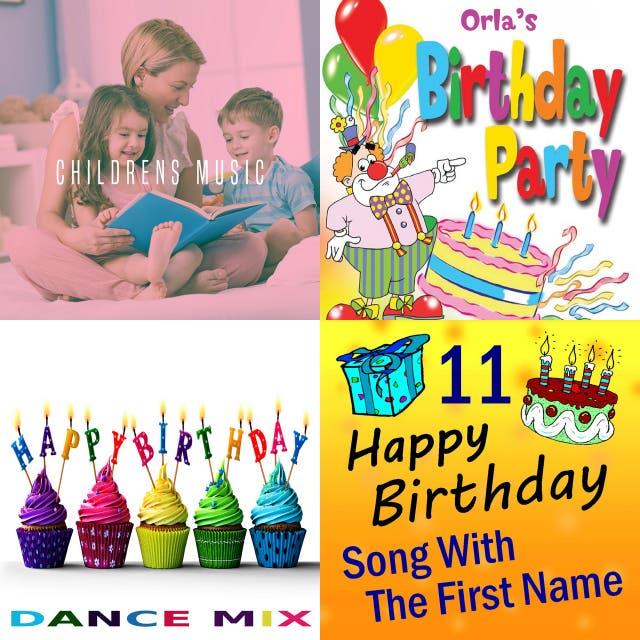 Cumpleanos Feliz Parchis Remix.Happy Birthday Orla On Spotify