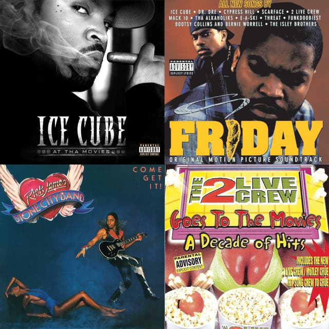 Friday 1995 Soundtrack On Spotify 2 live crew music featured in movies, tv shows and video games: friday 1995 soundtrack on spotify