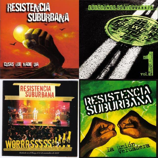 Imagem de Resistencia Suburbana