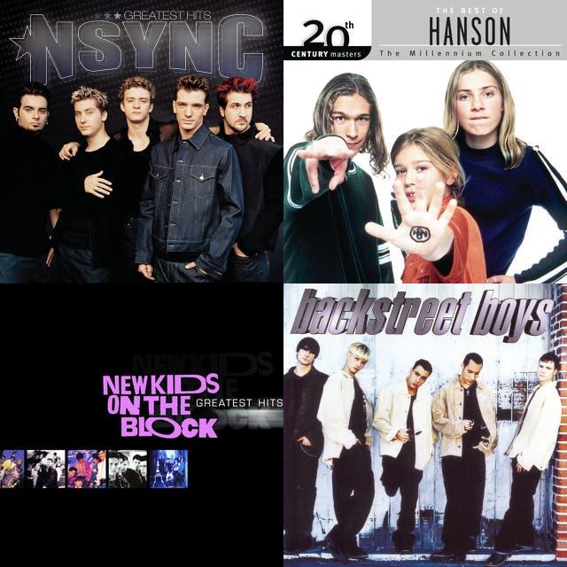 '90s Boy Band Workout Playlist