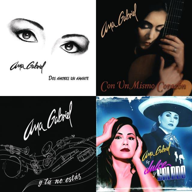 Rancheras Ana Gabriel On Spotify