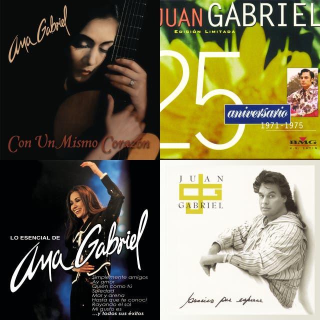 Juan Gabriel Ana Gabriel Y Vicente Fernandez On Spotify