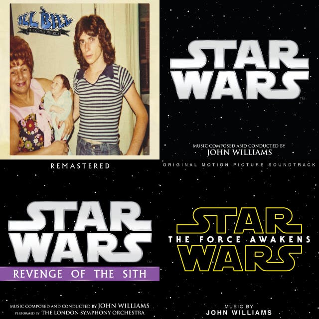 Starwars And Resident Evil On Spotify