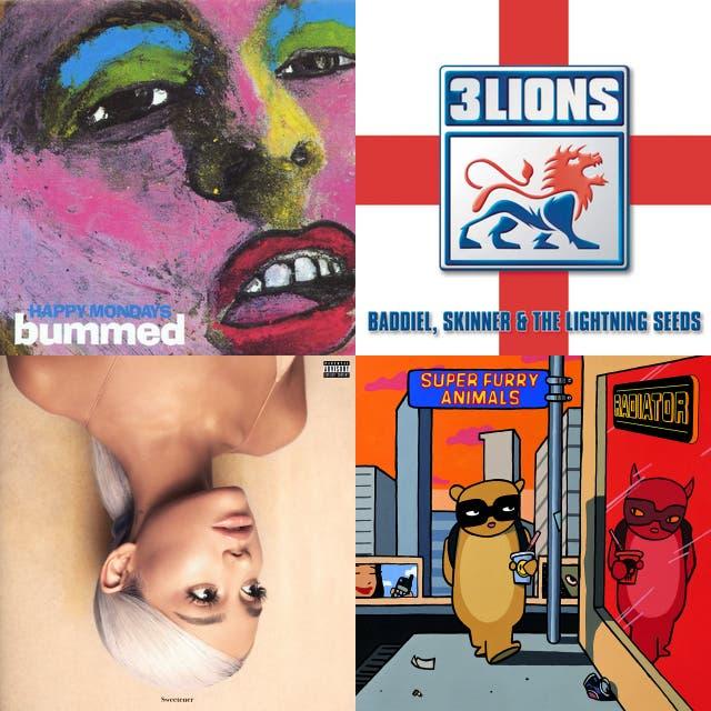 # 9 Rich Stephenson - Eight Albums