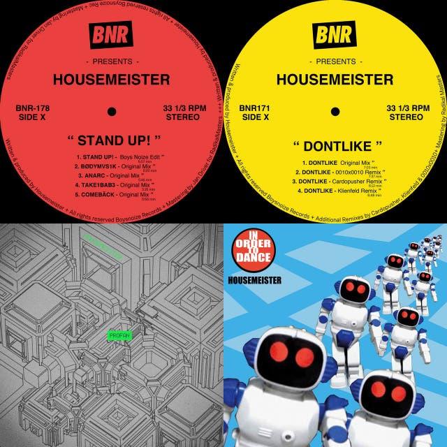 best of housemeister 2002-2018