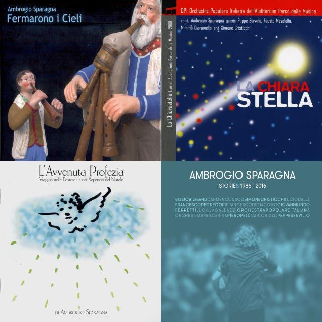 Sparagna e il natale popolare playlist