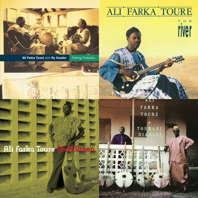 Squared Roots: Ryley Walker x Ali Farka Touré