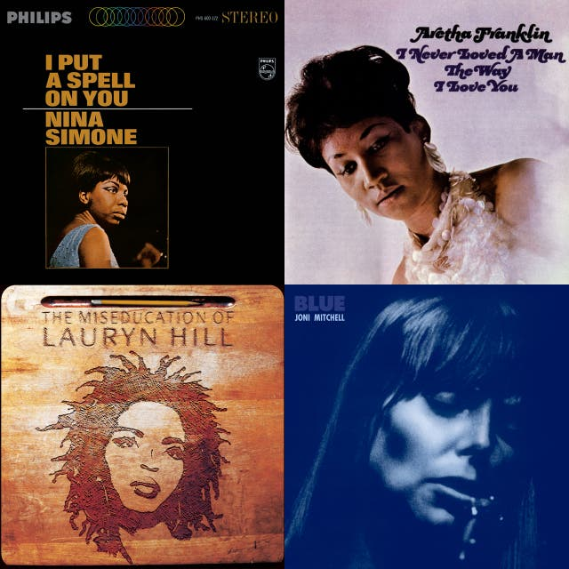 The 150 Greatest Albums made by Women, a playlist by mosriera on Spotify