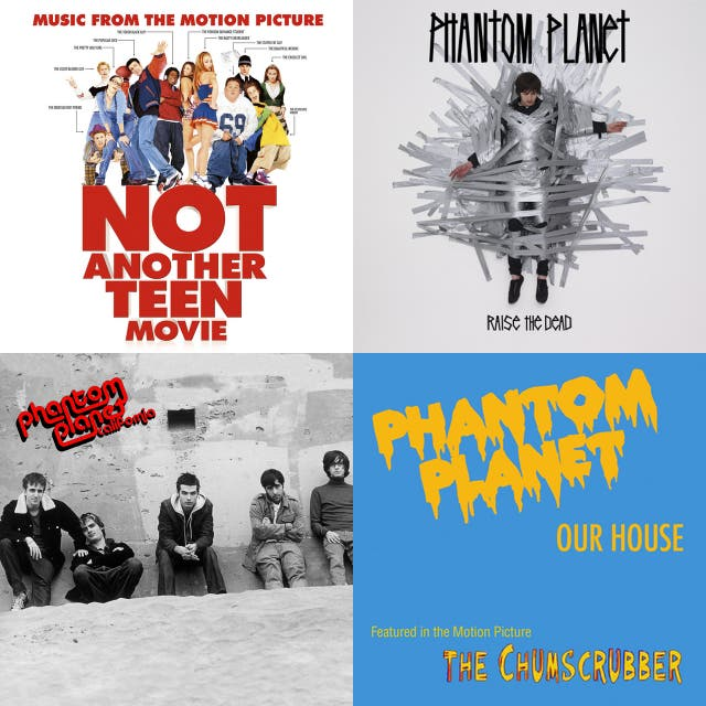 Our House Phantom Planet On Spotify