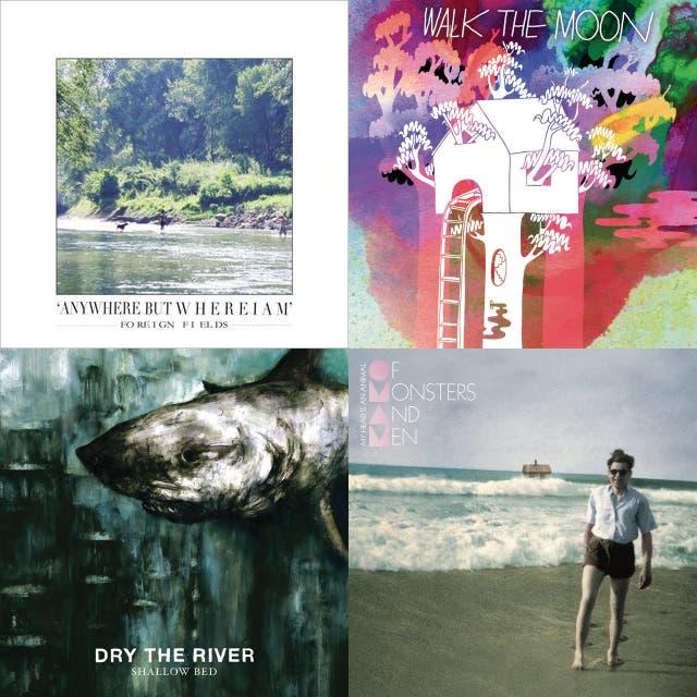 2012 Top 50 Albums
