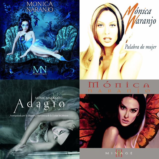 Top 10 Mejores Canciones De Mónica Naranjo Playlist By Tophunted Spotify