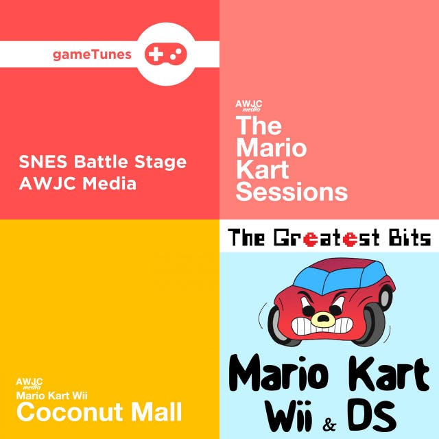 Mario Kart Music On Spotify
