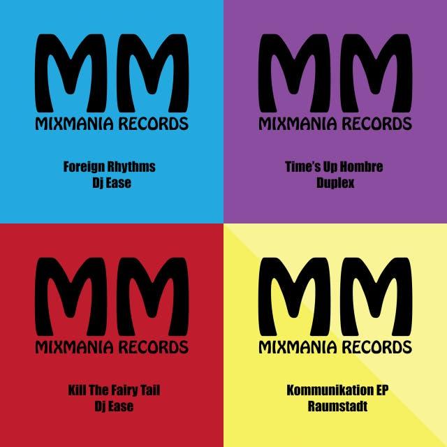 Mixmania Records