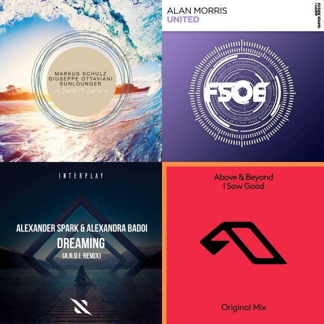 Trance and Progressive (Best of 2020)