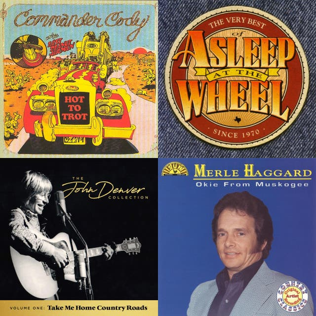 David Menconi's Book Notes Playlist for His Book Comin' Right at Ya: How a Jewish Yankee Hippie Went Country, or, the Often Outrageous History of Asleep at the Wheel