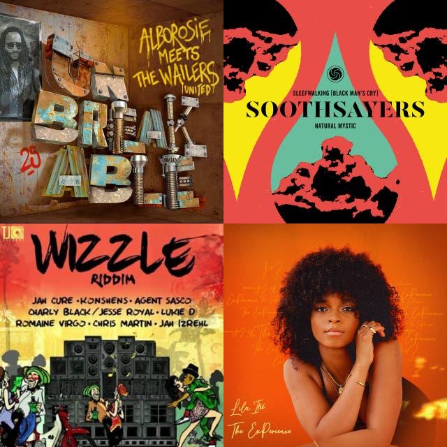 Top 60 reggae songs 2018