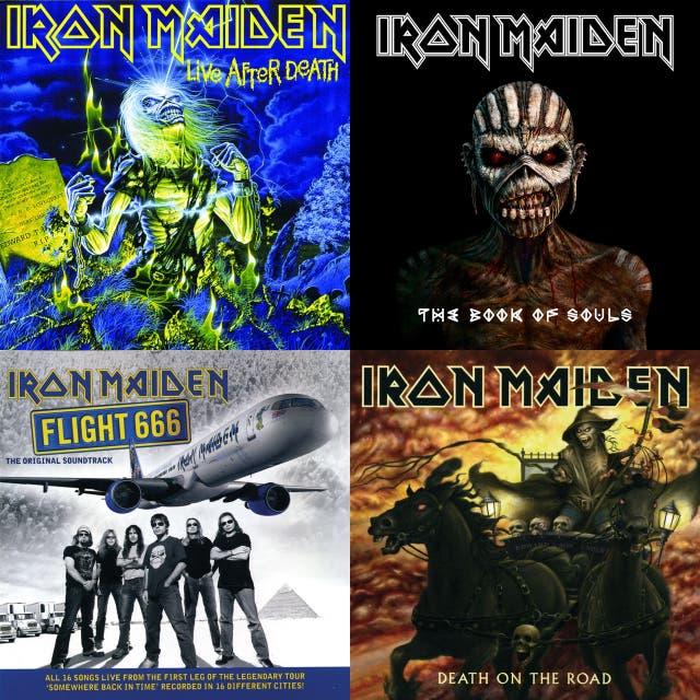 iron maiden flight 666 setlist