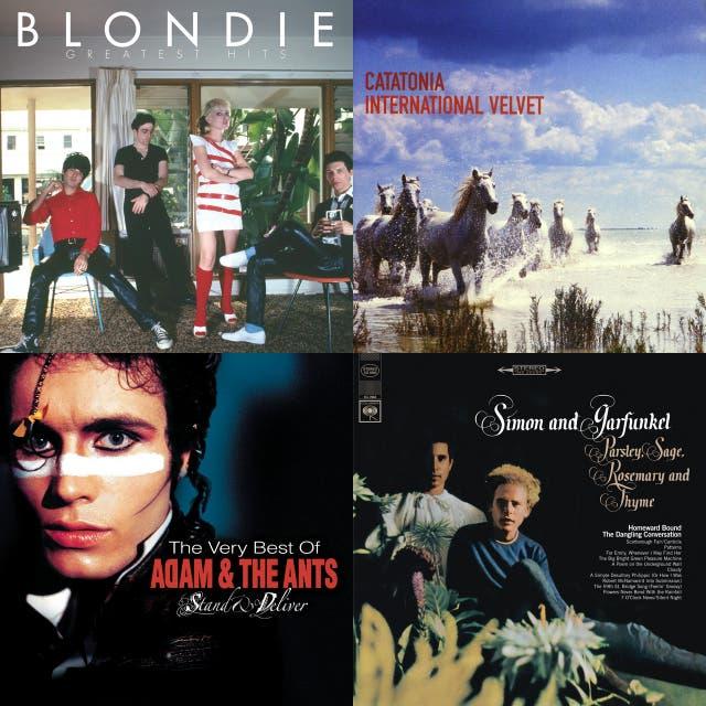 # 23 Rhian Burge - Eight Albums