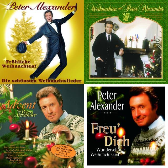 Peter Alexander – Fröhliche Weihnachten - Die schönsten Weihnachtslieder