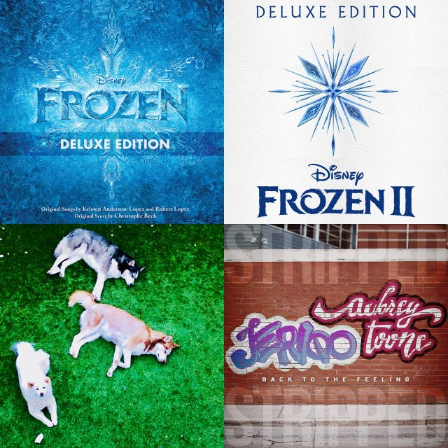 Frozen 2 Soundtrack 2019 On Spotify