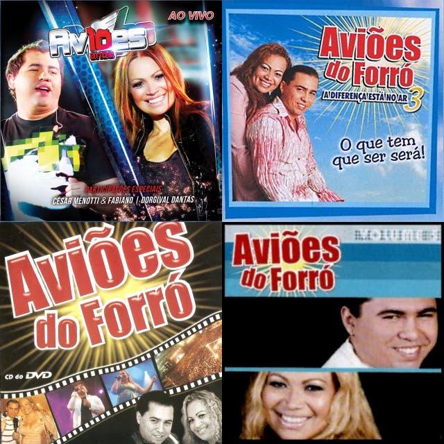 Imagem de Aviões do Forró