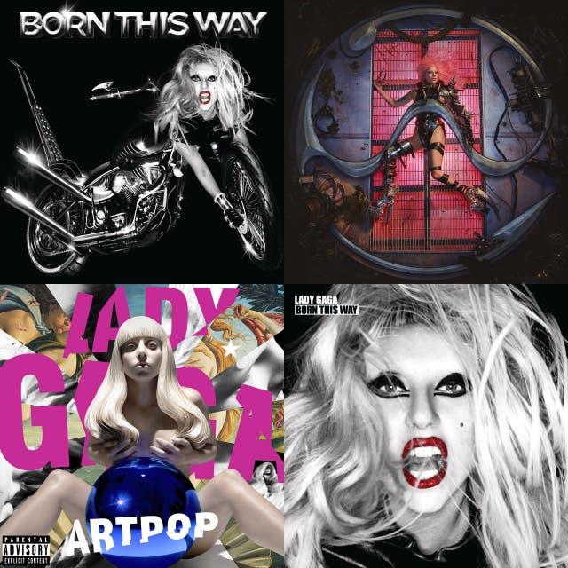 The Trauma - A Lady Gaga Theme Selection