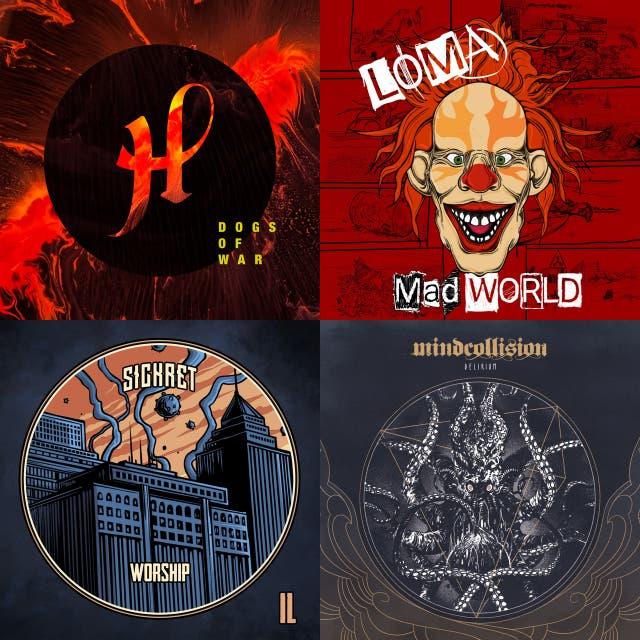 Metal City Sursee   80s   90s   Metal   Rock   Hardcore   Crossover   Punk