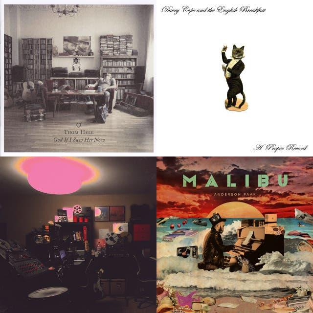 Avi Wisnia's Best Jams of 2016