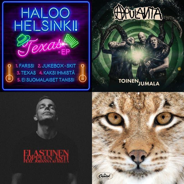 Radio Suomipop Soittolista