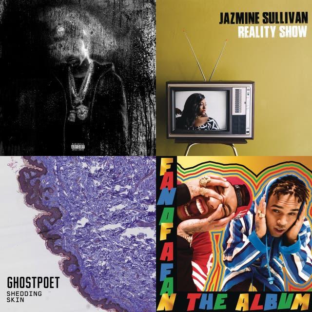 best hip-hop/soul of 2015