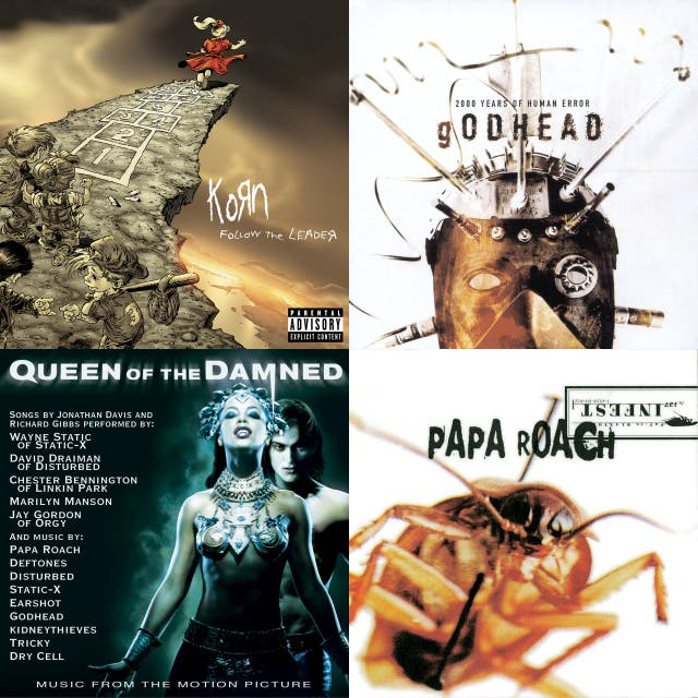 Queen Of The Damned Soundtrack Music From The Motion Picture Queen Of The Damned On Spotify An extraordinary musical work by jonathan davis and richard gibbs. queen of the damned soundtrack music