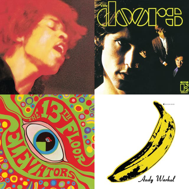 150 Greatest Songs of Psychedelic Rock: 90 to 61