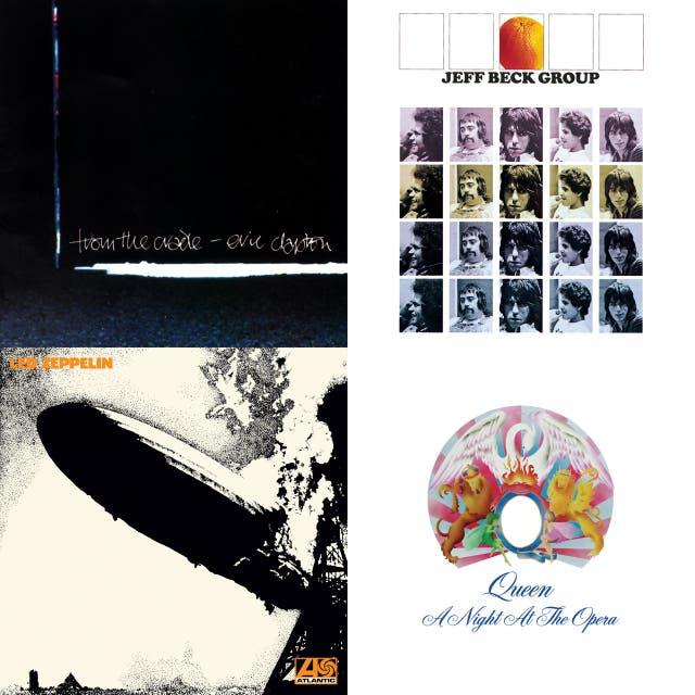 Joe Satriani: Influences