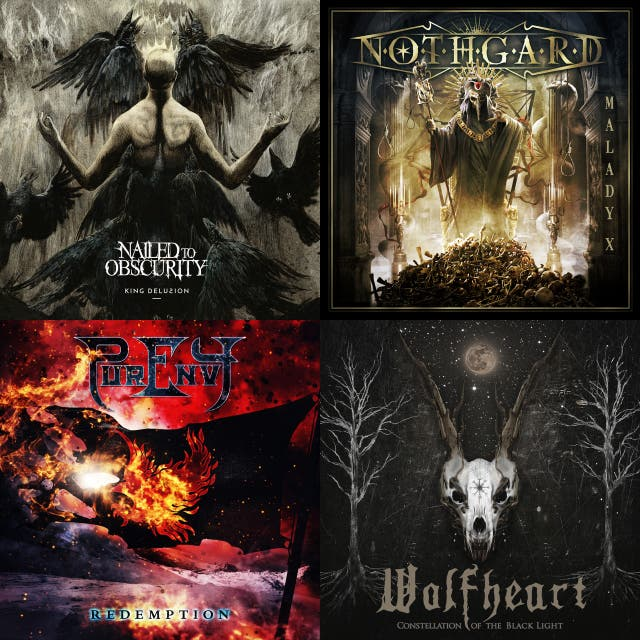 Epic Metal and great songs!