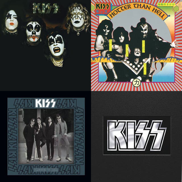 KISS - You wanted the best!