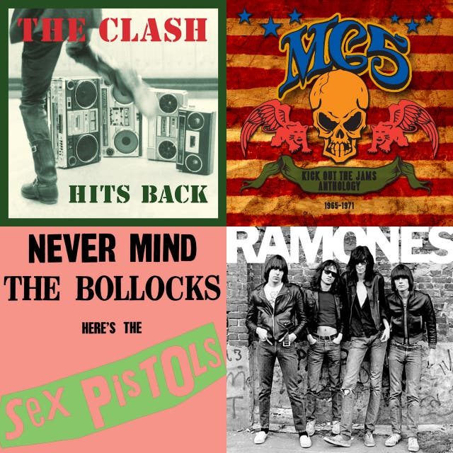 Greatest Punk Songs (DigitalDreamDoor)