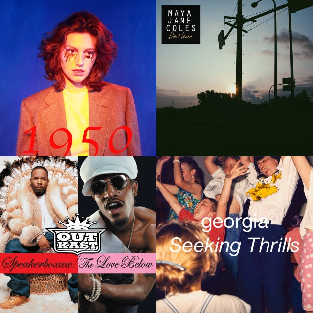Radio 1s Power Down Playlist with Annie Mac - Last 1000 by BRITify.com