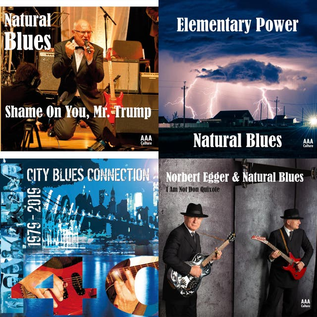 I Am Not Don Quixote (and more from Norbert Egger, Natural Blues & CBC)
