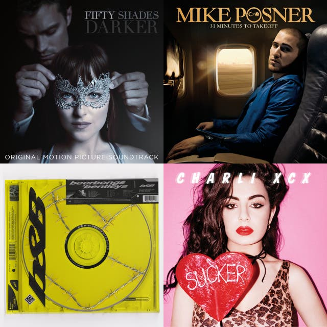 myTunes Top Songs of 201x