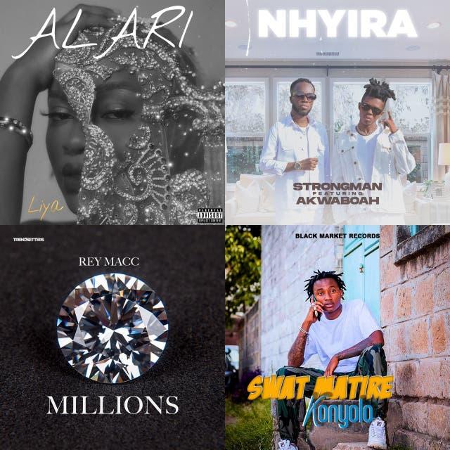 The Oligarchy African Playlist by Olisa Adibua