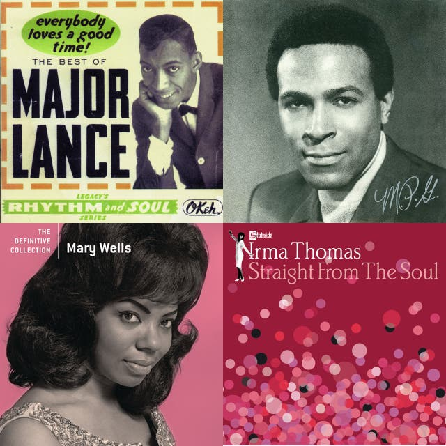 Northern (and Southern) Soul (And Funk) Vol. 1