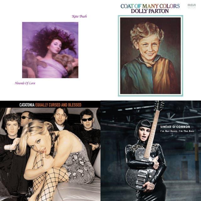 Heroines In Music - suggest tracks on twitter/fb with #HeroinesInMusic
